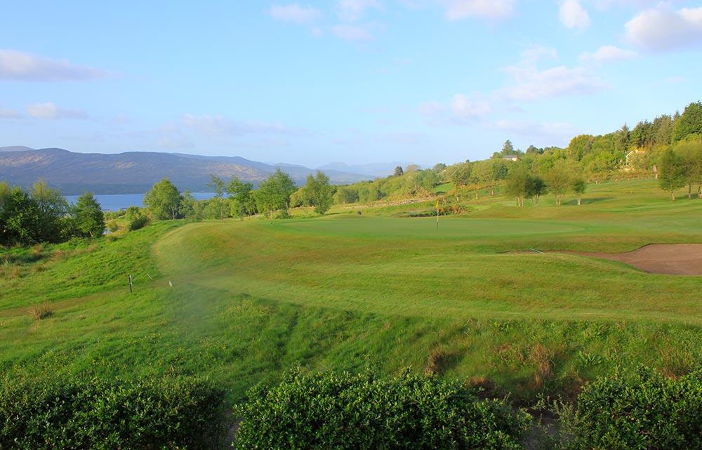 Photo du Ring of Kerry Golf Club, l'un des parcours proposés dans le séjour